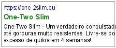One-Two Slim
